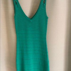 Dresses & Skirts - Classic Green Dress S/M